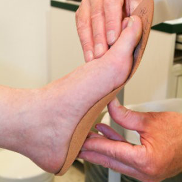 Paul Miller podiatrist chiropodist sidcup