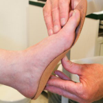 Paul Miller podiatrist chiropodist Sidcup Custom Orthotics